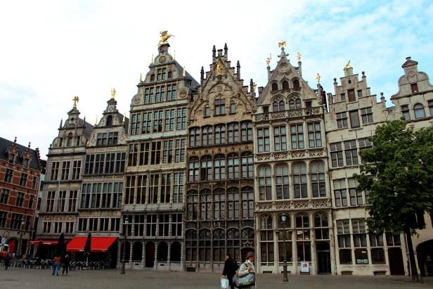 antverpen studije belgija