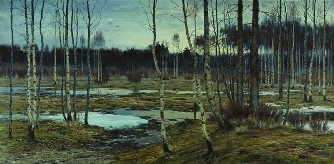"""История создания стихотворения """"Весна! Весна!"""" Баратынского"""