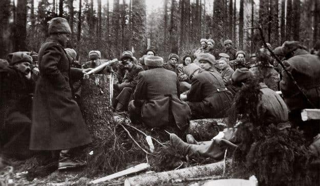 """Краткая история создания песни """"В лесу прифронтовом"""""""