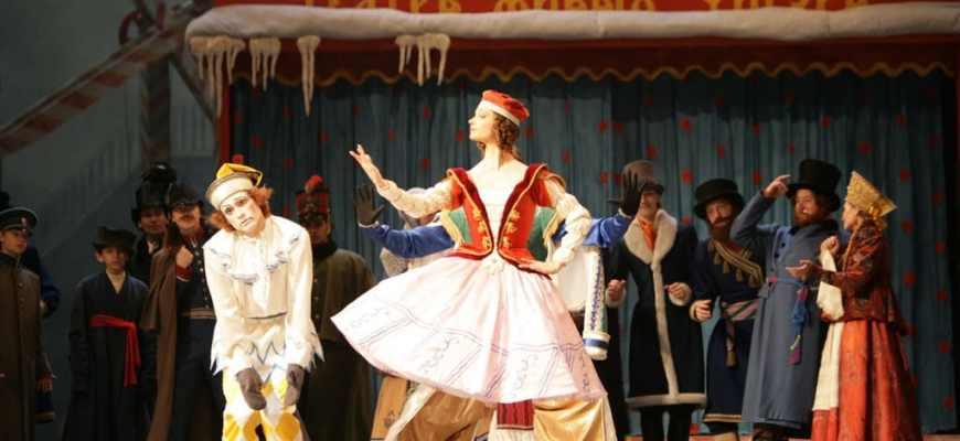 """Краткая история создания балета """"Петрушка"""""""