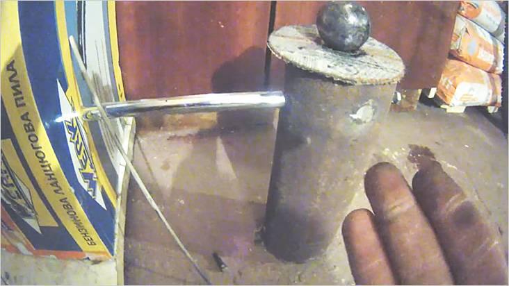 これはガス発生器を出現しました