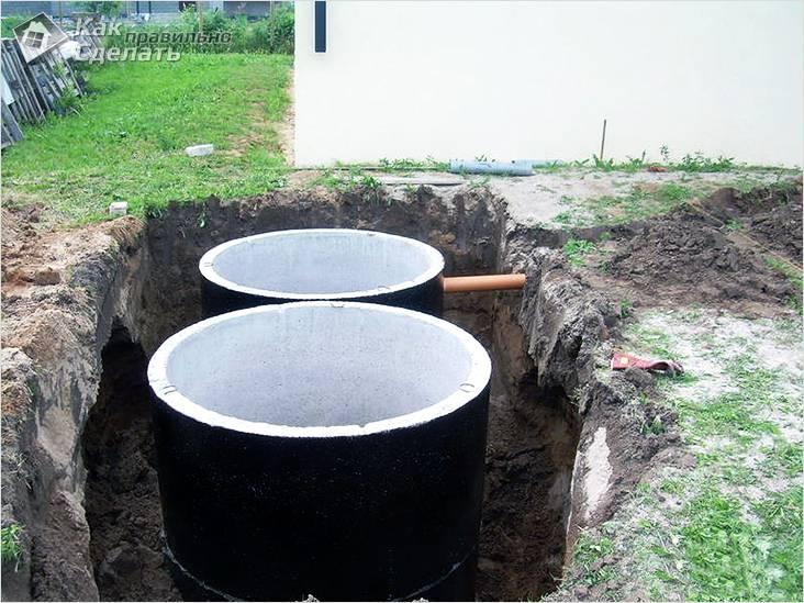 Подвод трубы