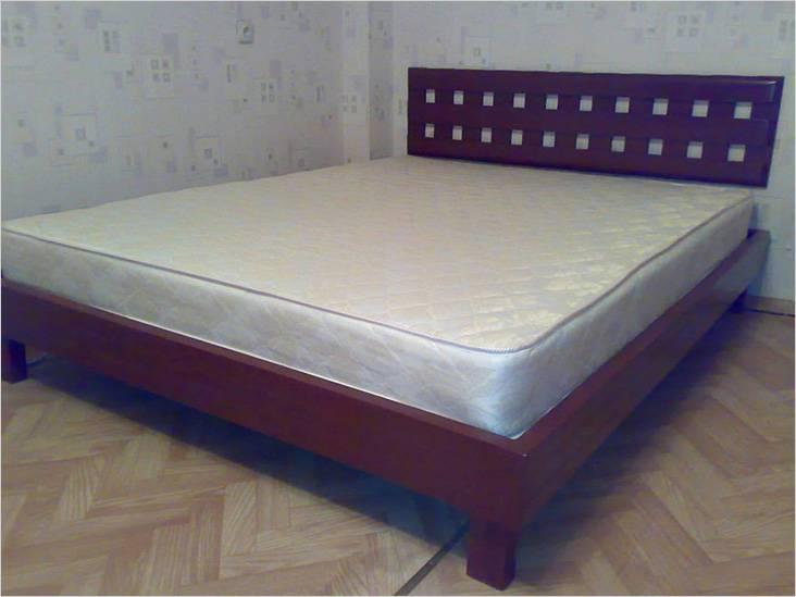 Μοιάζει με ένα έτοιμο κρεβάτι