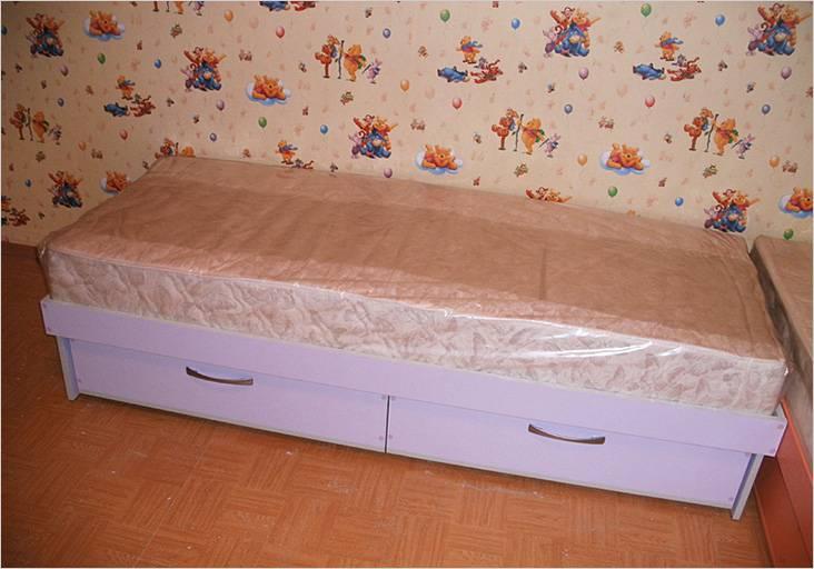 Το κρεβάτι είναι έτοιμο