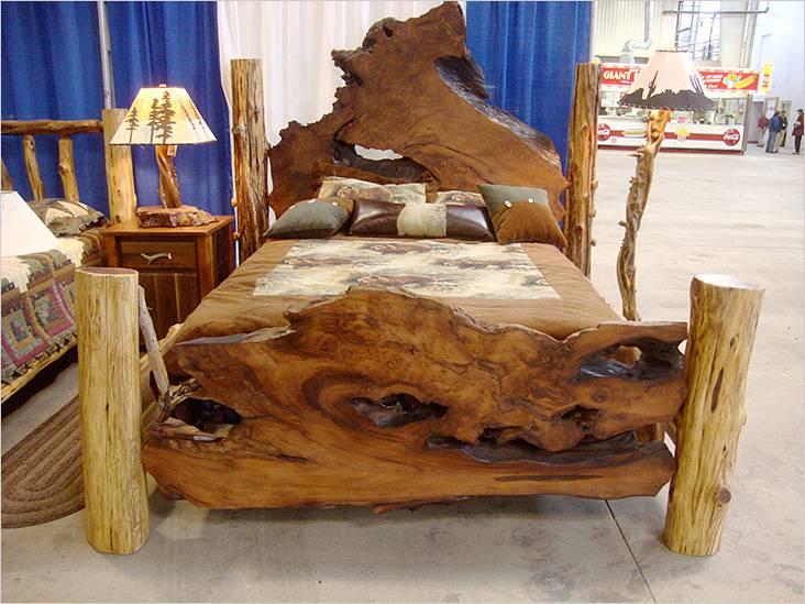 Εφαρμογή άγριου ξύλου