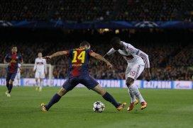 Barcelona vs Ac Milan 2nd leg UEFA Champions League 10