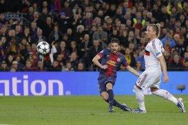 Barcelona vs Ac Milan 2nd leg UEFA Champions League 13