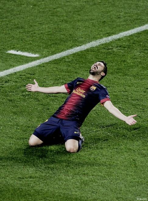 Barcelona vs Ac Milan 2nd leg UEFA Champions League 2