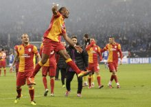 Schalke vs Galatasaray UEFA Champions League 2nd Leg Quarter Final 9