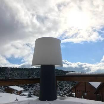 LIGHTING - CEILING & FLOOR LAMP