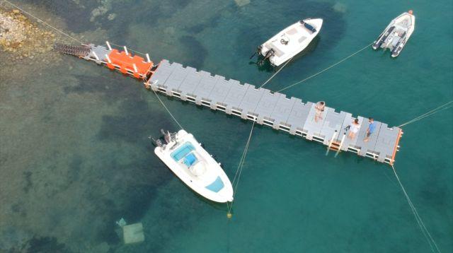 πλωτές εξέδρες - floating platform