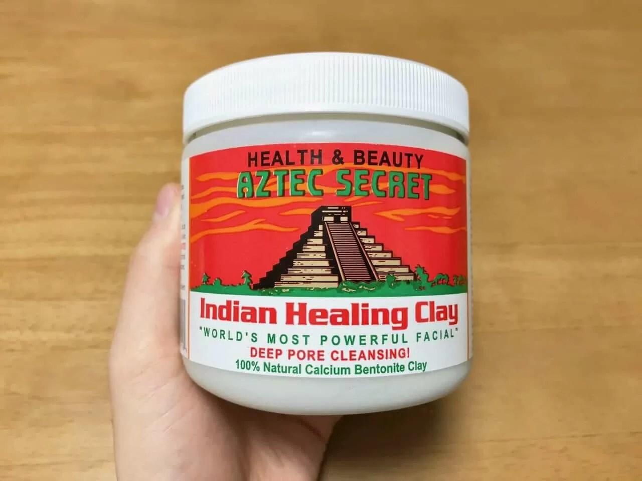 Aztec Secret ヒーリングクレイパック