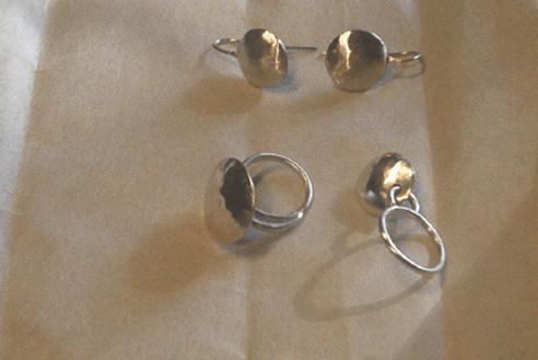 Cercles anells i arracades