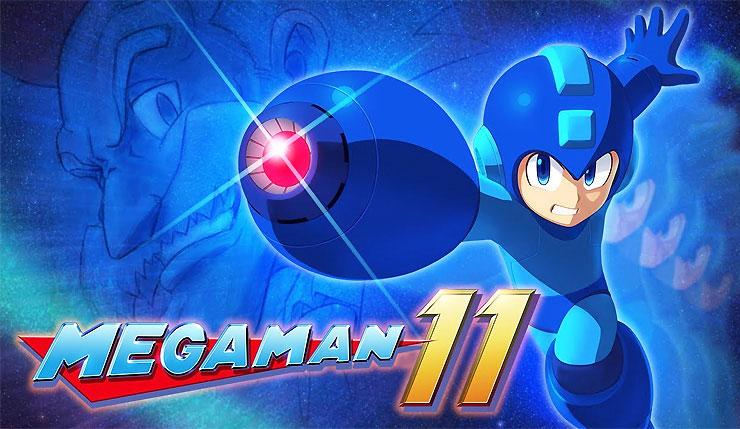 MegaMan11KeyArt