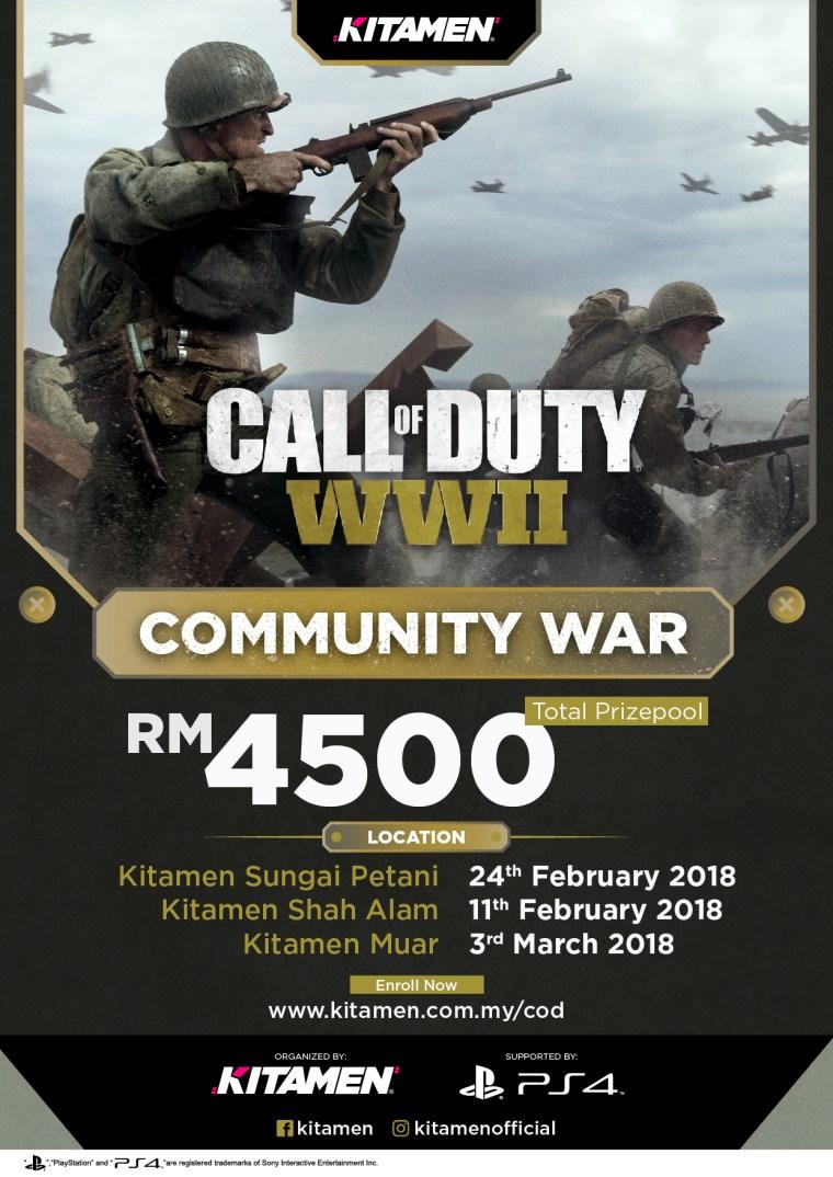 Kitamen CODWW2 Tournament_Individual Poster_01-02