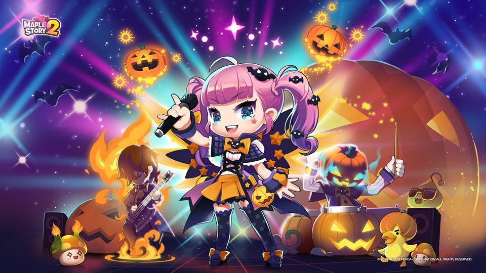 MapleStory 2 Guide: How To Make Your MMO Life Pleasant