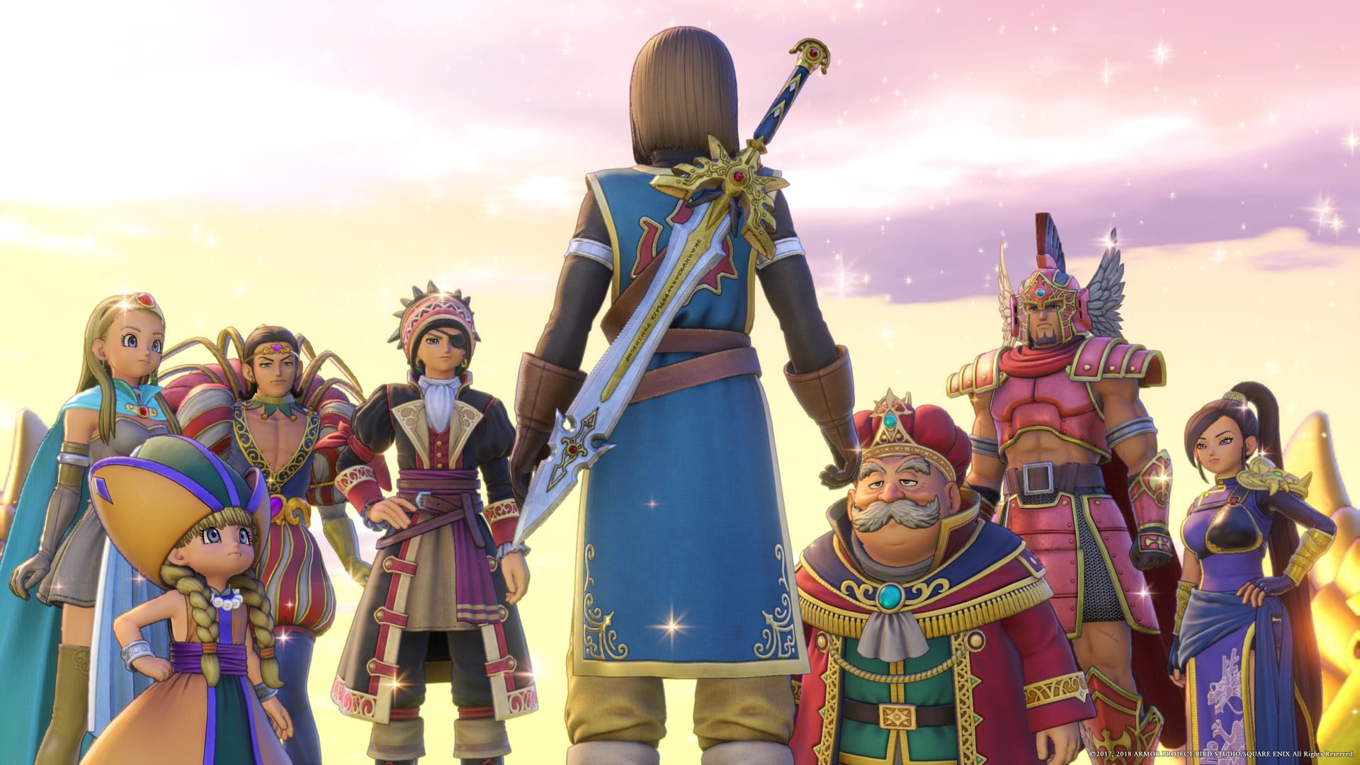 Dragon Quest Xi Is The Best Jrpg Of The Current Games Generation Here S Why Kakuchopurei Com Dragon quest viii music also plays on the field. dragon quest xi is the best jrpg of the