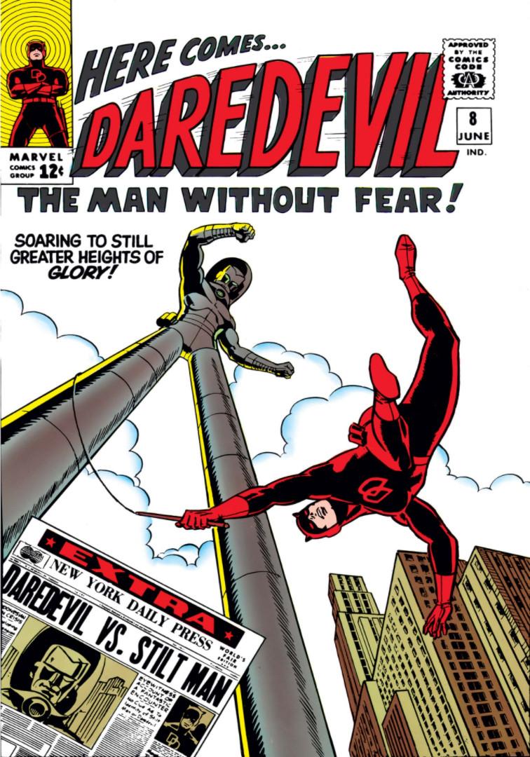 Stilt-Man Daredevil