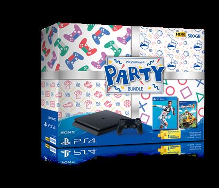 PS4 Party Bundle