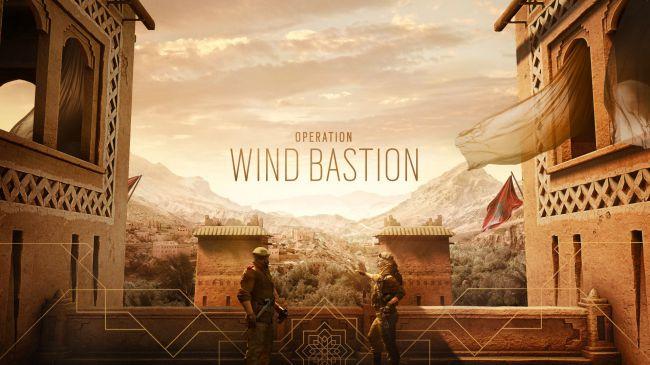 Rainbow Six Siege Operation Wind Bastion