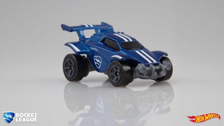 Rocket League Hot Wheels Car Toy
