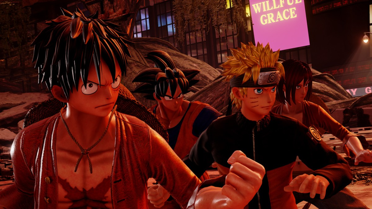 Here's How To Join The Jump Force Open Beta This Weekend
