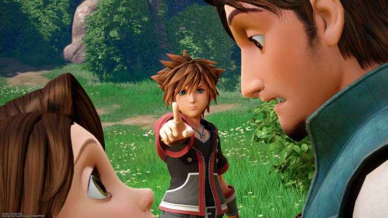 Kingdom Hearts 3 3