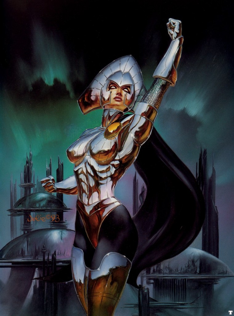 X-Men Dark Phoenix Lilandra