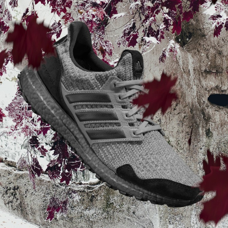 Adidas Ultraboost X Game of Thrones House Stark