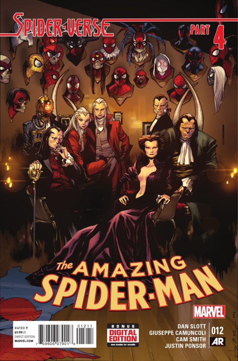Inheritors Spider-Man