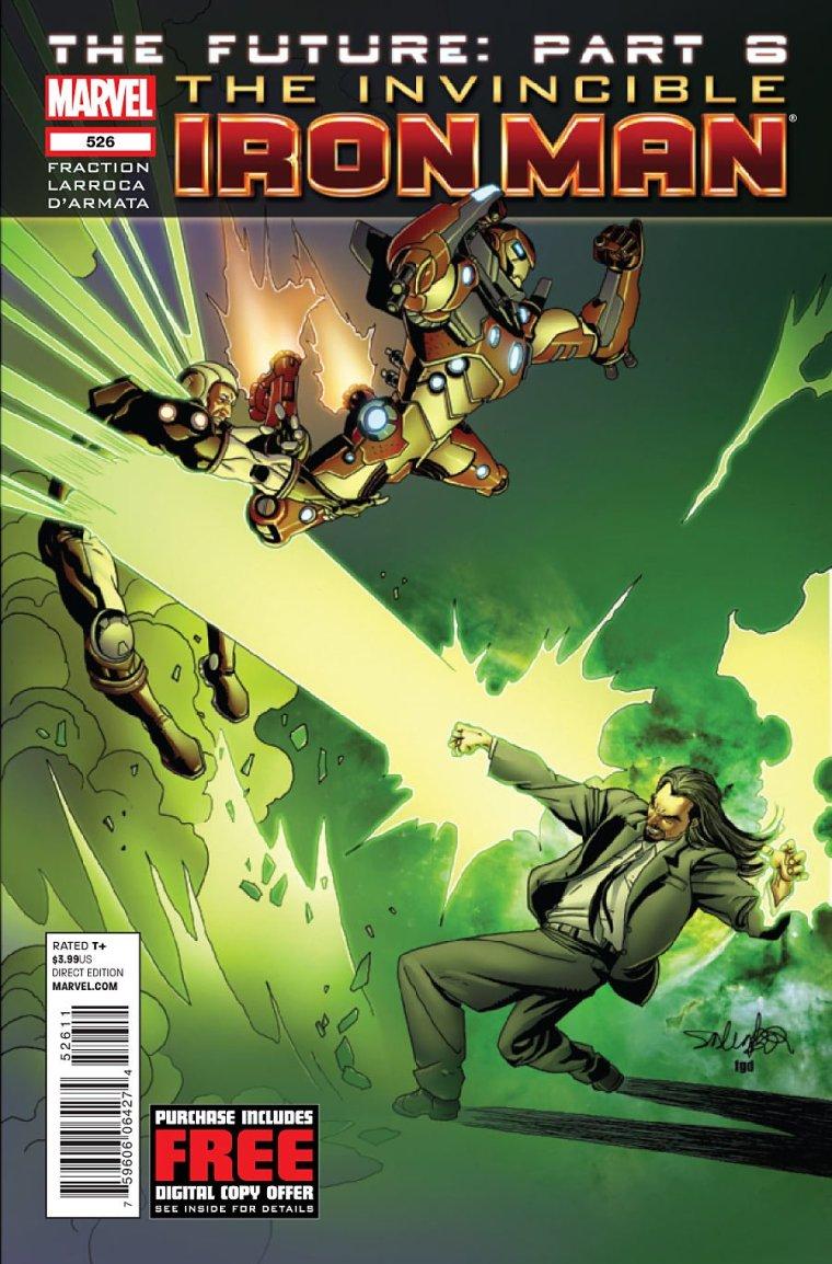 Iron Man Mandarin Comics