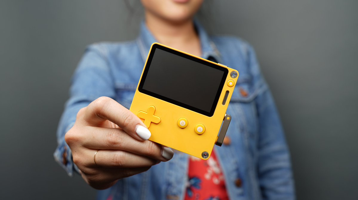 Playdate Is A New Handheld Console Made In Malaysia