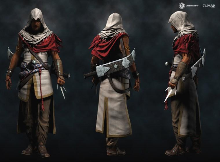 Arbaaz Mir Assassin's Creed