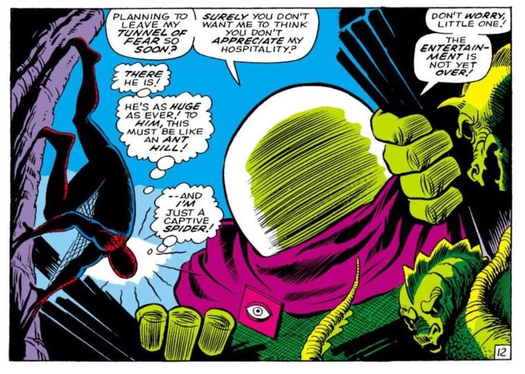 Mysterio Spider-Man Madness