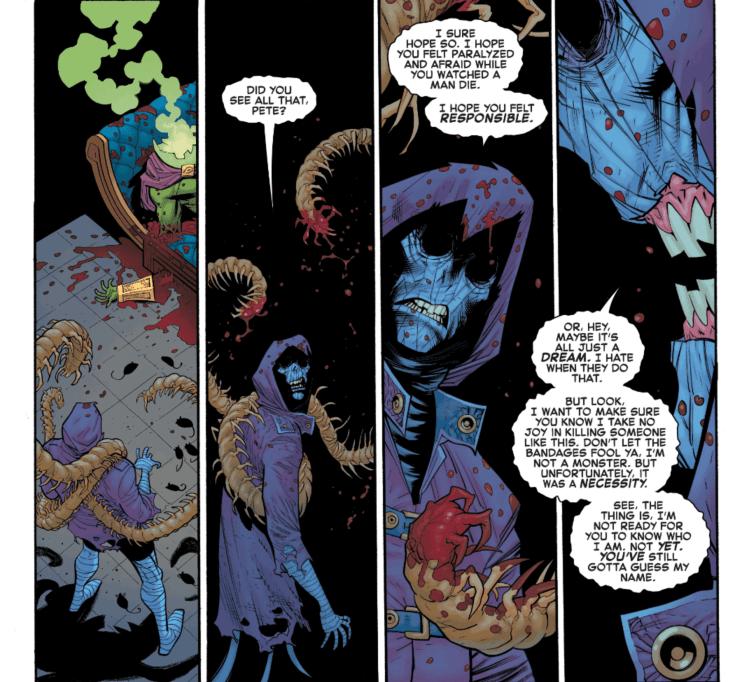 Mysterio Death 3