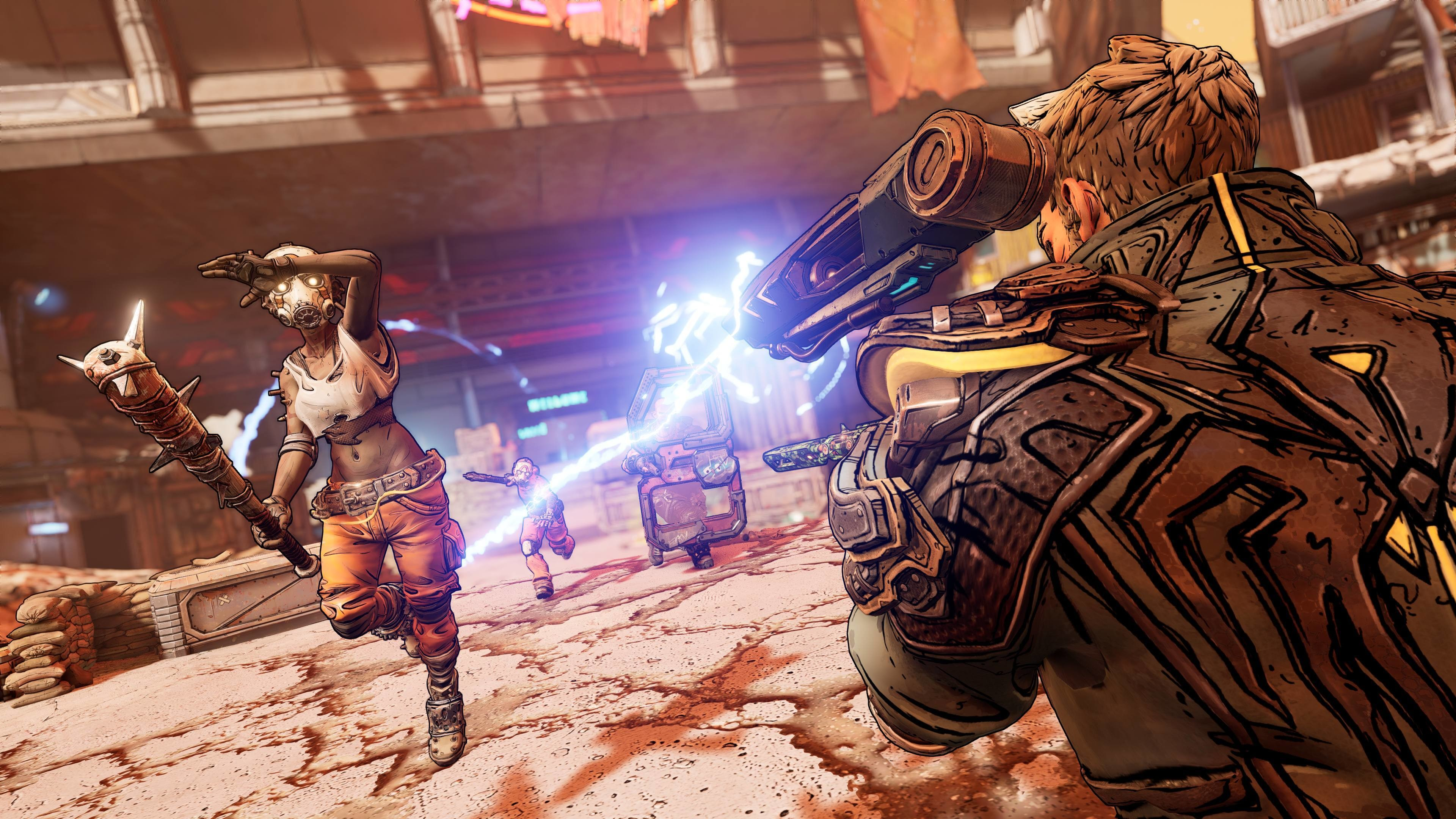 in game mail or drop Borderlands 3 Legendary Operative class mod Level 50 Ordered Prepped Cold Warrior
