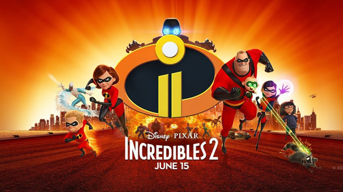 Incredibles 2 Review An Incredible Sequel