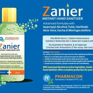 ZANIER-SANITISER