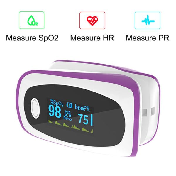 oximeter-measure SpO2
