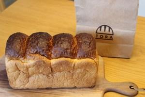 「パンのトラ」の三州三河みりん食パン