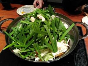博多慶州のもつ鍋