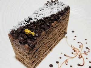 カカオティエゴカンケーキ