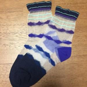テンモアの靴下
