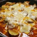 戸畑の韓国料理 店 チーズタッカルビ