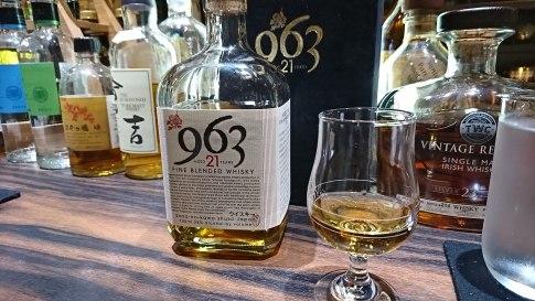 笹の川酒造 963 21年