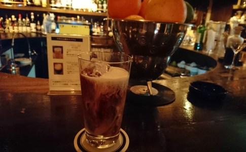 アイリッシュコーヒー ( アイス )