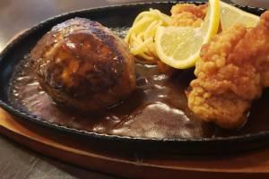小倉でおすすめのハンバーグ屋さん ハンバーグ & ステーキ ロロ