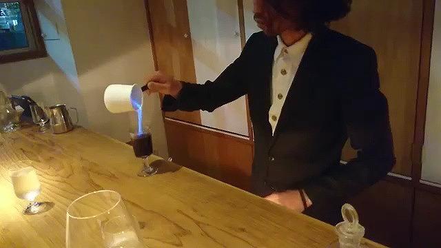 アイリッシュコーヒー REVERSE