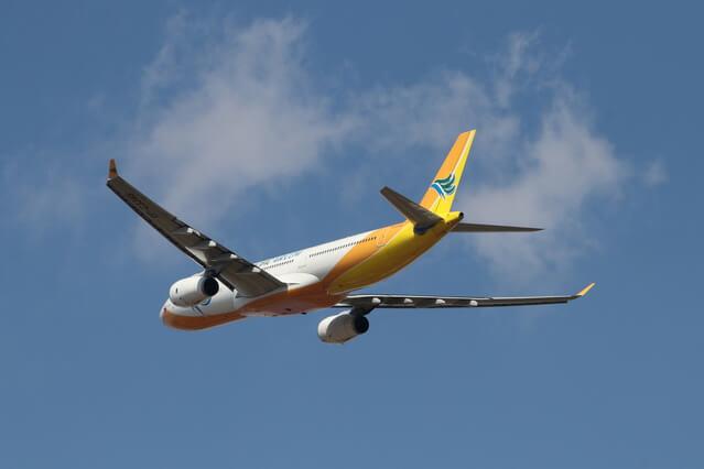 バニラエアの飛行機