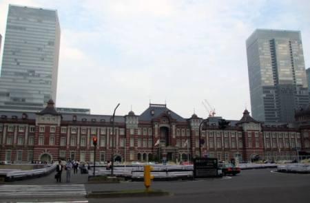 東京駅丸の内口